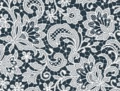 Wallpaper,Blue,White Color,Pattern,Backgrounds,Lace - Textile,Illustration,Floral Pattern,Vector,Backdrop,2015,Seamless Pattern