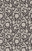 Elegance,Luxury,Wallpaper,Gray,White Color,Old-fashioned,Summer,Backgrounds,Lace - Textile,Illustration,Floral Pattern,Vector,Single Flower,Retro Styled,2015,Classic,Seamless Pattern