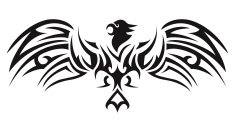 Tribal Art,Eagle - Bird,Indigenous Culture,Art,Bird,Design,Vector,Symbol,Clip Art,Drawing - Art Product,Black Color,Ilustration,Animals And Pets,People,Isolated On White,Illustrations And Vector Art,Horizontal,No People,Copy Space,handcarves