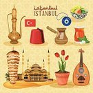 Can,Drink,Symbol,Can,Hat,Nautical Vessel,Musical Instrument,Europe,Mustache,Turkey - Middle East,Passenger Craft,Tourist,Coffee - Drink,Tea - Hot Drink,Ferry,Mosque,Famous Place,International Landmark,Flower,Tulip,Istanbul,Hagia Sophia,Bosphorus,Coffee Pot,Kebab,Art And Craft,Art,Poster,Banjo,Ottoman Empire,Illustration,Vector,Tourism,Collection,Galata Tower,Typescript,Beyoglu,Turkish Coffee,Billboard Posting,2015,Raki,Maiden Tower,Istiklal Avenue,Vapur,Design Element,Icon Set,Galata,268399