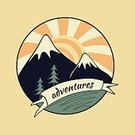 Elegance,Adventure,Exploration,Enjoyment,Sign,Bonfire,Memories,Nostalgia,Nature,Vacations,Label,Tree,Summer,Sea,Forest,Beach,Decoration,Backgrounds,Badge,Calligraphy,Ornate,Abstract,Illustration,Inviting,Template,Vector,Collection,Typescript,Invitation,2015,