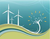 Wind Turbine,Electricity,Power Line,Alternative Energy,Turbine,Forecasting,Electric Plug,Vector,Tree,Environment,Hill,Environmental Conservation,Landscape,Concepts,Generator,Fuel and Power Generation,Ideas,Pollution,Power Supply,Nature,Fossil Fuel,Technology,Landscapes,Nature,Beauty And Health,Technology Abstract