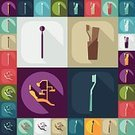 Accessibility,Toothbrush,Toothpaste,Symbol,Computer Software,Doctor,Dentist,Backgrounds,Hygiene,Badge,Illustration,Marketing,Vector,Mobile App,2015,Seo,eps10