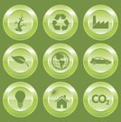 Carbon Dioxide,Symbol,Environmental Conservation,Hybrid Vehicle,Car,Toyota Prius,Computer Icon,Solar Power Station,Energy,Green Color,Factory,Fumes,Icon Set,House,Seed,Residential Structure,Interface Icons,Sun,Natural Gas,Power,Climate,Recycling Symbol,Recycling,Transportation,Vector,Growth,Globe - Man Made Object,Internet,Leaf,Light Bulb,Plant,Ilustration,Pollution,Recycling Logo,Fuel and Power Generation,Fossil Fuel,Illustrations And Vector Art,Nature Symbols/Metaphors,natural energy,Nature,Sphere,Transportation,Vector Icons,Shiny