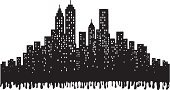 Urban Skyline,New York City,Chicago,Cityscape,Silhouette,Mafia,Manhattan,Night,Vector,Built Structure,Building Exterior,Dirty,Skyscraper,Seattle,Grunge,Gotham,Construction Industry,Business,Architecture,Backgrounds,Street Light,Organized Crime,Tower,Back Lit,Town Square,Modern,USA,Sparse,Downtown District,Design,Underground,Finance,Office Building,Illuminated,Wallpaper Pattern,Westernization,Concrete,Design Element,Danger,Looking Through Window,Looking At View,Financial District,Capital Cities,Illustrations And Vector Art,Vector Backgrounds,Architecture Backgrounds,Office Buildings,Architecture And Buildings