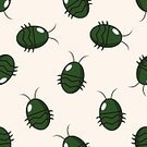 Pattern,Symbol,Nature,Animal,Insect,Pattern,Bee,Beetle,Backgrounds,Adult,Mosquito,Ladybug,Cute,Illustration,Women,Vector,2015,Seamless Pattern