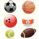 Sport,Sphere,Ball,Number 6,Shiny,Circle,Single Object,Group of Objects,Vector,Football,Symbol,Red,Painted Image,Soccer,Pool Game,Playing,Orange Color,Basketball,Tennis,Equipment,lether,USA,Illustrations And Vector Art,Sports Backgrounds,Sports Symbols/Metaphors,Basketball - Sport,Sports And Fitness,Brown,Paintings,Light - Natural Phenomenon,White,Green Color,Ilustration,Black Color