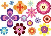 Exoticism,Romance,Nature,Flower,Daisy,Springtime,Rose - Flower,Fragility,Beauty,Forget-Me-Not,Illustration,Vector,Single Flower,Collection,Camellia,Femininity,Beautiful People,2015