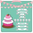 Ribbon,Event,Love,Sweet Food,Text,Number,Cake,Label,Birthday,Blue,Pattern,Strawberry,Announcement Message,Cute,Anniversary,Illustration,Celebration,Inviting,Template,Number 10,Social Gathering,Vector,Number 30,Number 60,Number 20,Banner - Sign,Number 40,Number 50,Invitation,Couple - Relationship,2015,Design Element,Banner,268399