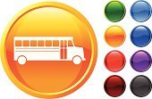 School Bus,Education,Symbol,Learning,Computer Icon,Orange Color,Vehicle Door,Vector,Digitally Generated Image,Computer Graphic,Transportation,Mode of Transport,Black Color,Blue,Shiny,Window,Green Color,Modern,Design,Sparse,Empty,Ilustration,Wheel,Red,Purple