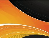 Backgrounds,Abstract,Black Color,Orange Color,Design,Computer Graphic,Ilustration,Color Image,Ornate,Arts Abstract,Art,Arts And Entertainment,Vector,Design Element,Arts Backgrounds,Vector Backgrounds,Illustrations And Vector Art,Clip Art,Decoration,Drawing - Art Product,Star Shape