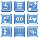 Physical Impairment,Symbol,Deafness,Disabled,Human Ear,Computer Icon,Blind,Listening,Icon Set,Accessibility,Sign,Hearing Aid,Wheelchair,Braille,Telephone,Assistance,Human Eye,Sensory Perception,Eyesight,Using Senses,Vector,Sound,Order,Interface Icons,Blue,Stick Figure,White,Cane,Incomplete,Ilustration,Volume,Illustrations And Vector Art,Beauty And Health,Health Symbols/Metaphors,Industry,Vector Icons,Health Care,louder