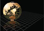 Sphere,Planet - Space,Backgrounds,Abstract,Illustration,No People,Vector,Topography,2015