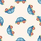 Equipment,Toy,Car,Pattern,Childhood,Backgrounds,Fun,Child,Illustration,Vector,2015,Seamless Pattern