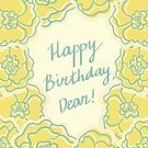 Floral,Frame,Friendship,Love,Happiness,Text,Design,Party - Social Event,Birthday,Yellow,Pattern,Modern,Tropical Climate,Flower,Branch,Leaf,Flower Head,Daisy,Springtime,Poppy,Summer,Decoration,Cards,Turquoise Colored,Backgrounds,Placard,Hibiscus,Greeting Card,Ornate,Blossom,Illustration,Celebration,Inviting,Template,Floral Pattern,Vector,Single Flower,Typescript,Retro Styled,Mother's Day,Swirl,Banner - Sign,Invitation,2015,Banner,Tropical Music,111645