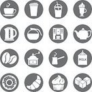Simplicity,Drink,Food,Symbol,Sign,Coffee Maker,Kettle,Cup,Mug,Cake,Breakfast,Design,Coffee - Drink,Tea - Hot Drink,Milk,Store,Restaurant,Cafe,Bar - Drink Establishment,Coffee Crop,Sugar,Computer Icon,Dessert,Coffee Pot,Croissant,Menu,Teapot,Roasted Coffee Bean,Cappuccino,Donut,Espresso,Illustration,Flat,Coffee Shop,Coffee Liqueur,Coffee Cup,Vector,Coffee Grinder,Cafe Macchiato,Retro Styled,Mocha,Disposable Cup,Baking,2015,Infographic,French Food,Icon Set