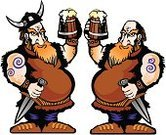 Viking,Beer - Alcohol,Beer Bottle,Viking Ship,Drinking,Warrior,Cartoon,Tattoo,Men,Celtic Culture,Macho,Community,Fantasy,Sword,Ancient,Old,Stout,Armed Forces,Caricature,Suit of Armor,Illustrations And Vector Art,Food And Drink,Brother,Vector Cartoons,Masculinity,Arts And Entertainment,Obsolete,North,Male,Drinks,Visual Art