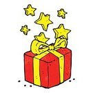 Gift,Christmas,Illustration,Doodle,No People,Vector,2015