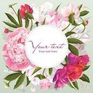 Floral,Image,Grace,Luxury,Romance,Bouquet,Nature,Botany,Paintings,Plant,Label,Wedding,Colors,Pink Color,Red,Circle,Old-fashioned,Flower,Leaf,Petal,Springtime,Summer,Decoration,Backgrounds,Flowerbed,Peony,Greeting Card,Anniversary,Abstract,Blossom,Illustration,Celebration,Beauty In Nature,Painted Image,Floral Pattern,No People,Vector,Single Flower,Scented,2015