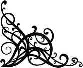 Black Border,Black And White,Swirl,Spiral,Scroll Shape,Design Element,Ornate,Design,Backgrounds,Victorian Style,Computer Graphic,Decoration,Digitally Generated Image,Vector Florals,Vector Ornaments,Visual Art,Illustrations And Vector Art,Painted Image,Arts And Entertainment