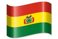 White,Design,Horizontal,Isolated,Wave,Waving,Abstract,Clip Art,Country - Geographic Area,Flag,Shadow,Symbol,Politics,Illustration,Bolivia