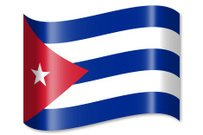 White,Design,Horizontal,Isolated,Wave,Waving,Abstract,Clip Art,Country - Geographic Area,Flag,Shadow,Symbol,Politics,Illustration,Cuba