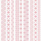 Computer Graphics,Image,Elegance,Luxury,Intricacy,Gothic Style,Bride,Married,Wedding,Pink Color,Pattern,Curve,Backgrounds,Repetition,Computer Graphic,Craft Product,Wicker,Lace - Textile,Ornate,Illustration,No People,Vector,Needlecraft Product,2015,eps8,Seamless Pattern