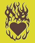 Heat - Temperature,Love,Affectionate,Tattoo,Shape,Fire - Natural Phenomenon,Flame,Valentine's Day - Holiday,Illustration,Pop Art,Line Art,Mascot,No People,Vector,2015,Design Element,268399