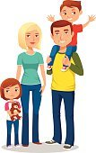 People,Casual Clothing,Love,Happiness,Togetherness,Cheerful,Smiling,Parent,Father,Mother,Daughter,Son,Sibling,Brother,Sister,Family,Multi Colored,Beauty,Baby,Child,Adult,Young Adult,Cut Out,Cute,Illustration,Cartoon,Group Of People,Males,Men,Boys,Females,Women,Girls,Baby Girls,Vector,Young Family,Characters,Beautiful People,Two Parents,2015,104872
