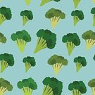 Computer Graphics,Food,Symbol,Freshness,Nature,Multi Colored,Pattern,Vegetable,Leaf,Summer,Decoration,Backgrounds,Refreshment,Computer Graphic,Broccoli,Cute,Ornate,Abstract,Illustration,Organic,Gourmet,Vegetarian Food,Dieting,No People,Vector,Collection,Backdrop,Vitamin,2015,Seamless Pattern