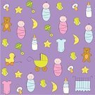 Baby,Newborn,Pattern,Backgrounds,Toy,Crib,Baby Girls,Baby Boys,Seamless,Child,Baby Bottle,Baby Stroller,Baby Goods,Little Boys,Pacifier,Drawing - Art Product,Vector,Baby Clothing,Ilustration,Baby Carriage,Teddy Bear,Infant Bodysuit,Black Color,Little Girls,Green Color,Moon,White,Childhood,Sock,Star Shape,Blue,Pink Color,Toy Rattle,Purple,New,Sketch,Shirt,Bodysuit,Milk,Cheerful,Toy Animal,Multi Colored,Brown,Happiness,Modern,Sparse,People,Illustrations And Vector Art,Yellow,Smiling