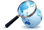 Magnifying Glass,Globe - Man Made Object,Asia,World Map,Earth,Business,Examining,Analyzing,China - East Asia,Scrutiny,Planet - Space,Korea,Sphere,Looking,Japan,Vector,Malaysia,Teamwork,Watching,Asian and Indian Ethnicities,Ilustration,Spectator,South Korea,North Korea,Close-up,Isolated On White,Curiosity,No People,Discovery,Looking Through An Object,Surveillance,East Asia