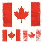 Canadian Flag,Canada,Maple Leaf,Canadian Culture,Dirty,Grunge,Paint,Modern Rock,Distraught,Distressed,Old-fashioned,Vector,Insignia,Scratched,Ilustration,Striped,Damaged,Rusty,Torn,Obsolete,Unhygienic,Design,Run-Down,Old,torn edges,Wood Stain,Stained