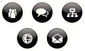 Talk,Religious Icon,People,Circle,Group Of People,Symbol,Black Color,Talking,Sign,Technology,Communication,Interface Icons,Internet,Global Communications,Communication,Vector Icons,Illustrations And Vector Art,Mail,Letter,Concepts And Ideas
