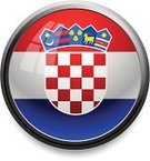 Croatia,Croatian Flag,Flag,Coat Of Arms,Computer Icon,Circle,Symbol,Isolated,Religious Icon,Vector,Red,Lifestyle,Relationships,Computer Graphic,White,Blue,Single Object,Feelings And Emotions,Illuminated,Holidays And Celebrations,Black Border,Concepts And Ideas,Reflection,Sphere,Shiny