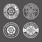 Old,Elegance,Adventure,Sign,Vacations,Nautical Vessel,Steering Wheel,Label,Black Color,Gray,White Color,Old,Dirty,Summer,Sea,Beach,Backgrounds,Yachting,Badge,Ornate,Abstract,Illustration,Sketch,Group Of Objects,No People,Vector,Tourism,Travel,Retro Styled,2015,Grunge,
