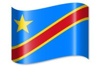 White,Design,Horizontal,Isolated,Wave,Waving,Abstract,Clip Art,Country - Geographic Area,Flag,Shadow,Symbol,Politics,Illustration,Democratic Republic Of The Congo