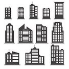 Computer Graphics,Built Structure,Symbol,Sign,Town,City,Cityscape,Architecture,Business,Construction Industry,Outdoors,Urban Skyline,Residential District,House,Apartment,Mansion,Design,Tower,Factory,Warehouse,Window,Roof,Hotel,Shape,Silhouette,Exercising,Computer Icon,Computer Graphic,Skyscraper,Domestic Life,Downtown District,Illustration,Flat,City Life,No People,Vector,Government,Townhouse,Single Object,2015,House,81352,Icon Set,Isometric Projection,268360