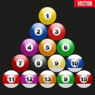 81352,Background,Pool Ball,Ball,No People,Illustration,2015,Bright,Sport,Circle,Sphere,Backgrounds,Cut Out,Pool - Cue Sport,Vector,Yellow,Shiny,Bright,Single Object,Design,Group Of Objects
