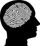 Silhouette,Ideas,Contemplation,Silhouette,Brain,Crime,Thumbprint,Cartoon,Men,Science,Illustration,Discovery,Ink,Chin,Computer Icon,Symbol,Human Body Part,Profile View,Zoom,Scrutiny,2015,Searching,Human Brain,Pattern,Human Internal Organ,Examining,Human Head,White Color,Forensic Science,Identity,Adult,Fingerprint,Concentration,Looking,Nose,60876,Black Color,Vector,DNA,Human Nose,Human Face,60500,Serious,Magnification