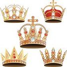 Crown,coronet,Emperor,Vector,Gold Colored,regalia,Ilustration,Gold,Design,Ornate,Computer Graphic,Vector Icons,Vector Cartoons,Objects with Clipping Paths,Illustrations And Vector Art,Painted Image,Skill,Isolated Objects