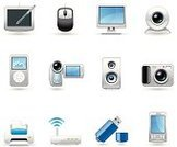 Camera - Photographic Equipment,Symbol,Computer Icon,Video Conference Camera,Icon Set,Mobile Phone,Computer Monitor,MP3 Player,Internet,USB Cable,Computer Mouse,PC,Electrical Equipment,Digital Tablet,Equipment,Wireless Technology,Multimedia,Lens - Optical Instrument,Vector,Speaker,Audio Equipment,Electronics Industry,Computer Printer,Home Video Camera,Palmtop,Computer Equipment,Push Button,Smart Phone,Interface Icons,Modem,Set,USB Flash Drive,Personal Data Assistant,Electronic Organizer,Computer Graphic,Input Device,Collection,wacom,Single Object,Digitized Pen,Router,Personal Stereo,Isolated On White,Audio Electronics