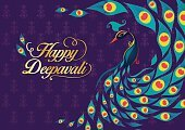 Elegance,Creativity,India,Design,Traditional Festival,Shape,Circle,Pattern,Modern,Cultures,Greeting,Decoration,Curve,Backgrounds,Ornate,Abstract,Illustration,Celebration,No People,Vector,Swirl,Diwali,2015