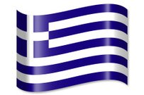White,Design,Horizontal,Isolated,Wave,Waving,Abstract,Clip Art,Country - Geographic Area,Flag,Shadow,Symbol,Politics,Illustration,Greece