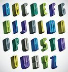 Three Dimensional,Symbol,Shiny,Education,Text,Newspaper,Design,Shape,Blue,Multi Colored,Modern,Cut Out,Color Image,Calligraphy,Abstract,Illustration,Capital Letter,Newspaper Headline,Group Of Objects,No People,Vector,Fashion,Alphabet,Typescript,Geometric Shape,Vibrant Color,2015,62221