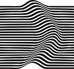 Motion,Elegance,Illusion,Futuristic,Contrasts,Black And White,Digitally Generated Image,Waving,Black Color,White Color,Pattern,Striped,Curve,Repetition,Curled Up,Twisted,Abstract,Illustration,Wave Pattern,Vector,2015,Design Element,268399