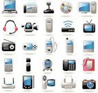 Computer Icon,Symbol,Icon Set,Telephone,Computer,Mobile Phone,Camera - Photographic Equipment,Television Set,Technology,Internet,Laptop,Communication,Electrical Equipment,Fax Machine,Information Medium,Radio,Leisure Games,Vector,Electronics Industry,Set,MP3 Player,Home Video Camera,Global Communications,Headset,Clip Art,Computer Mouse,Headphones,Calculator,Palmtop,Electronics Store,Shiny,Computer Printer,Ilustration,Television Camera,Joystick,Electronic Organizer,Personal Data Assistant,Modem,CPU,Color Image,USB Flash Drive,Icon Series,Hands-free Device,CD-ROM,Shadow,Shade,Illustrations And Vector Art,Computers,computer system,Technology,Vector Icons,Electronics