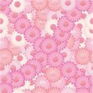 Pattern,Seamless,Floral Pattern,Flower,Daisy,Backgrounds,Vector,Natural Pattern,Ilustration,Daisy Family,Vector Florals,Wallpaper Pattern,Vector Backgrounds,Illustrations And Vector Art,Repetition,Pink Color
