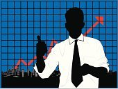 Business,analyst,Market,Graph,Rising,Performance,Morality,Trader,Stock Market Data,Finance,Making Money,Data,Trading,Reliability,Chart,Truth,Men,Justice - Concept,Vector,Improvement,Thumbs Up,Wealth,Progress,Contemplation,Businessman,Success,Child Prodigy,Winning,New Business,White Collar Worker,Shirt and Tie,Futuristic,Guilt,Moving Up,Office Interior,City,Journey,Blue,Arrowhead,Turquoise,Copy Space,Forecasting,Friendship,Office Building,Stars in Your Eyes,Aspirations,Urban Scene,Illustrations And Vector Art