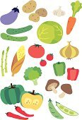Vegetable,Asparagus,Legume,Cabbage,Broccoli,Tomato,Garlic,Shiitake Mushroom,Onion,Grape Tomato,Carrot,Green Bell Pepper,Pepper - Vegetable,Food,Raw Potato,Eggplant,Cucumber,Corn,Bell Pepper,Fruits And Vegetables,Pumpkin,Food And Drink